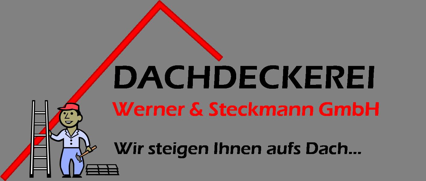 Logo von Dachdeckerei Werner & Steckmann GmbH